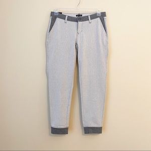 Dear John Two-Tone Gray Joggers - Sz 28